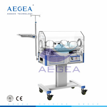 AG-IIR001A hospital baby care equipment LED medical temperature baby incubator