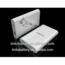 Various capacity of Power Bank 5000MAH,7800MAH,10400MAH