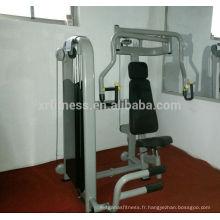 Vente chaude comemrcial équipement de conditionnement physique / produit de sport chaud / presse à thorax