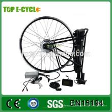 Kit de conversão de ebike de motor sem escova E-cycle 36v 250w