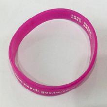 Eco-Friendly von Silikon-Armband Hight Qualität von der Herstellung