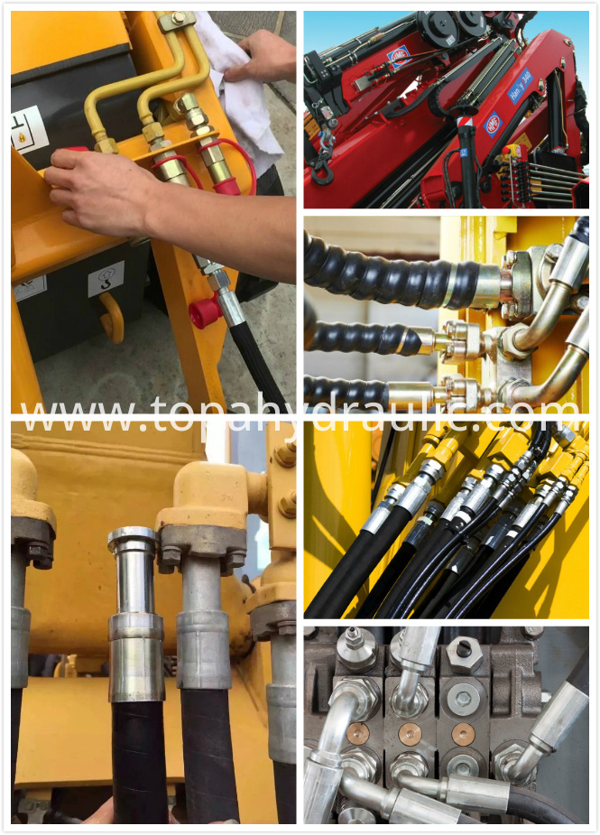 hydraulic fittings jic