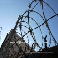 Hing security barbed wire roll fence(manufacture)