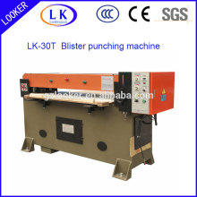 Hot selling Plastic pvc plastic card die cutting machine(Factory direct sales)