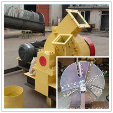Disc Wood Chipping Machine for Sale -Pjpx35-160