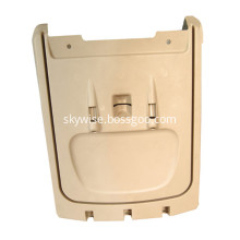 Plastic injection mold for automotive door panel