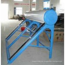 Changzhou Asistente de tanque no presurizado calentador de agua solar (24tubes)