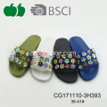Hot Sale Feminino Summer Fashion Pcu Slipper