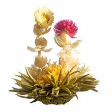 Lange Feng Xi Zhu grüner blühender Tee-BMG070