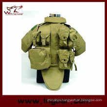 Army Otv Body Armor Carrier Tactical Outdoor Combat Vest Airsoft Assualt Vest