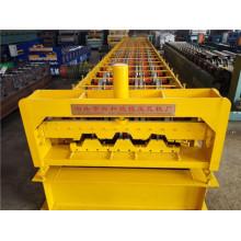 Máquina de laminação de piso de plataforma de aço