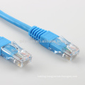 100% Pure Copper Cat5e Ethernet Cable Solid UTP 24AWG Unshielded Pass ROHS TEST