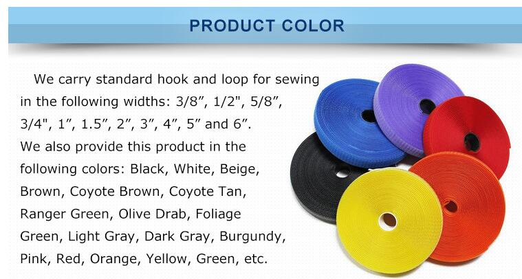 velcro double sided tape