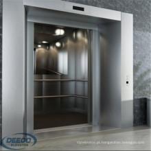 Elevador comercial residencial luxuoso do elevador do hotel da alameda comercial do passageiro da construção