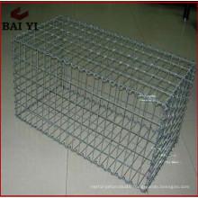 2X1X1 welded mesh gabion, Stone Basket, Hexagonal gabion metal price