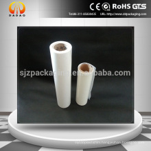 125-350 Micron Milky white polyester film with a matte surface