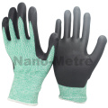 NMSAFETY Cut resistant level 5 safety gloves working