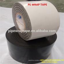 Cinta de envoltura de tubo de polietileno cinta interior T100 y cinta externa T200