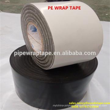 Polyethylene pipe wrap tape inner tape T100 &outer tape T200
