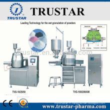 Pharma Machine Fluid Bed Granulator avec bonne qualité et meilleur prix