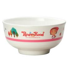 Tigela de salada de melamina / tigela de sopa de melamina infantil (MRH2089)