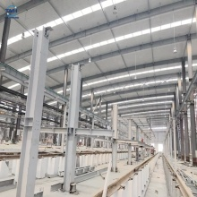 Storage Steel Structure Building Platform Fabrication