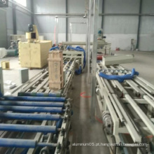 Equipamento de produção de painel de parede externo