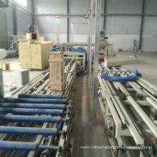 External wall panel production equipment