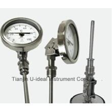 Instrument de mesure de la température - Thermomètre bimétallique