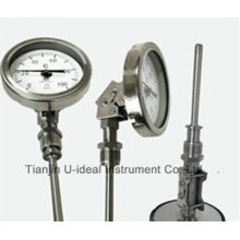 Instrumento de Medição de Temperatura - Termômetro Bimetálico