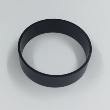 Rondelle en aluminium anodisé de précision