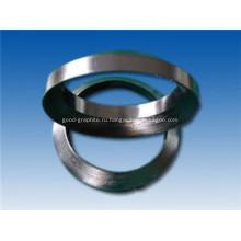 Легкая установка графитовых уплотнительное кольцо
