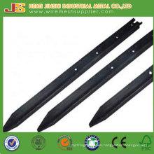 Australian & New Zealand Steel Black Bitumen Y Post