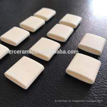 Resistores de cerâmica de alumina para aplicação em automóveis