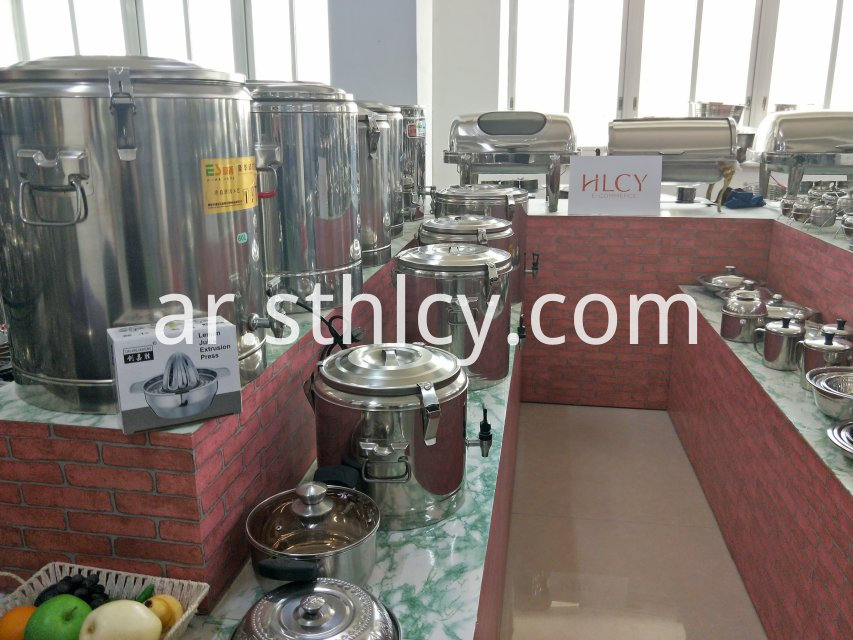Stainless Steel Soup Pails