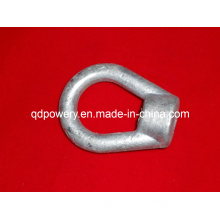 Forged Line Fittings Thimble Eye Nut