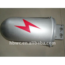 caixa de distribuição elétrica, caixa de conector de cabo (tipo de tampa)