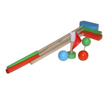 hot selling wooden golf set
