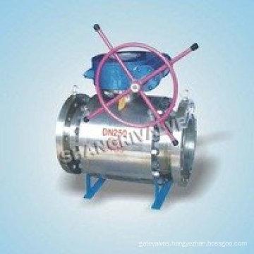 "48"" cast iron ball valve"