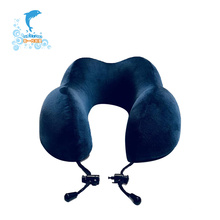almohada personalizada para el cuello del coche almohada de viaje
