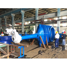 BS5163 DN2000 Ductile Iron Metal Seat Gate Valve