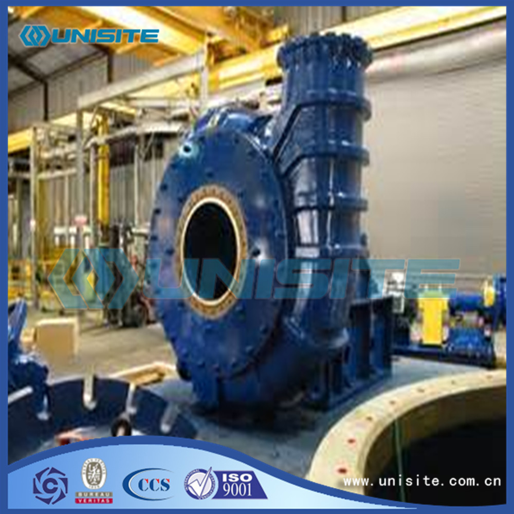 Centrifugal Slurry Steel Pumps