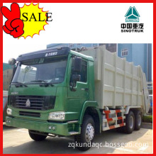 China 20m3 Compress Garbage Trucks