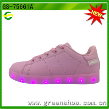 LED Light Sneakers with RoHS Certificate
