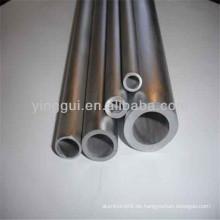 2017 Aluminiumlegierung extrudierte runde Rohre