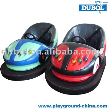 Bumper Car (electric-net bumper car, kiddie rider)