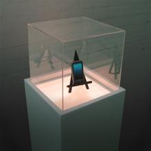 Beleuchtete Lichtbox für Handy-Display, Gleamy Acryl Box