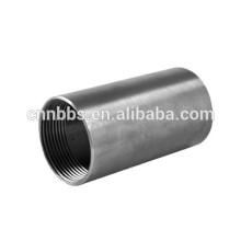 Tubo de aço sem costura motor usinado bucha rosqueada, fabricação de contrato