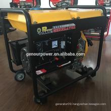 Power Value 2kw diesel generator set 170f diesel engine gasoline set