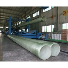 GRP Pipe with Dn100-Dn4000 Wras Certificate